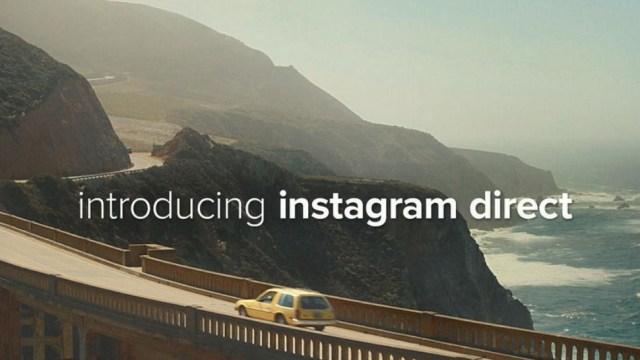 เปิดตัวแล้ว Instagram Direct ส่งรูปหรือวิดิโอหาเพื่อนได้ทันที