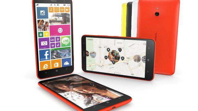 โนเกียส่ง Nokia Lumia 1320 ลุยตลาดสมาร์ทแฟบเล็ต เปี่ยมประสิทธิภาพเพื่อการทำงานและเพลิดเพลินกับความบันเทิงได้เต็มอารมณ์ด้วยหน้าจอใหญ่ 6 นิ้ว