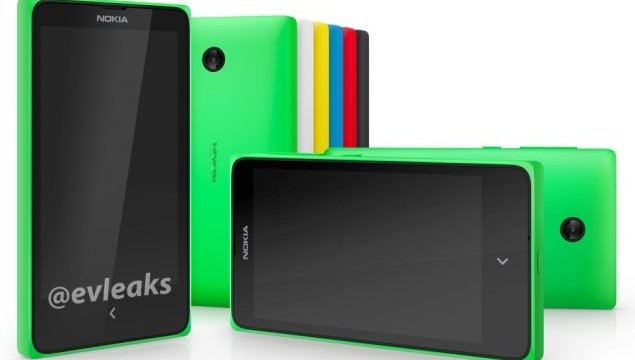 Nokia X จะวางจำหน่ายพร้อมสีให้เลือก 6 สี