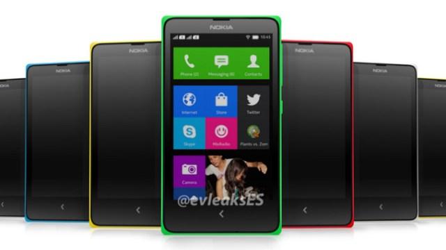 รูปหลุดระดับ Press Shot ของ Nokia Normandy หรือพี่ท่านจะขายจริง