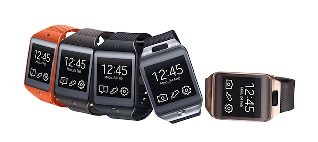 เปิดตัวแล้วจ้า Samsung Galaxy Gear 2 และ Gear 2 Neo ทั้งคู่ใช้ Tizen OS!!