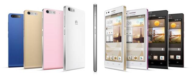 Huawei เปิดตัว Ascend G6/MediaPad M1 อุปกรณ์รองรับ LTE ราคาเป็นมิตร