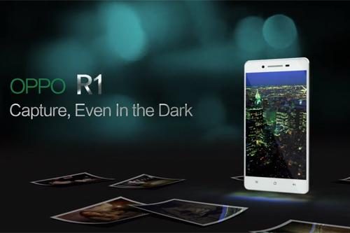 OPPO R1 กับการถ่ายภาพในยามค่ำคืน