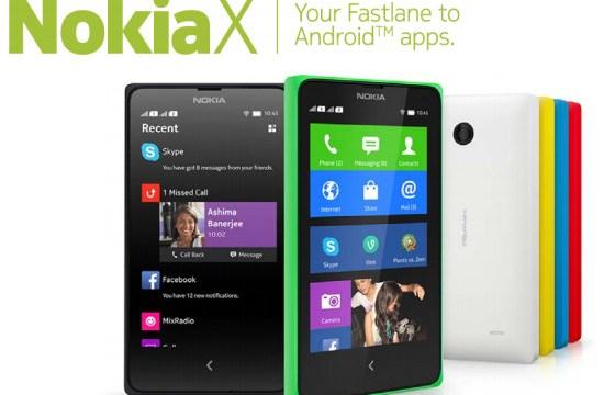 ข่าวล่า!! Nokia X เตรียมขายสัปดาห์หน้า 3,990 บาท XL อย่างช้าเดือนหน้า ส่วน X+ ยังไร้วี่แวว