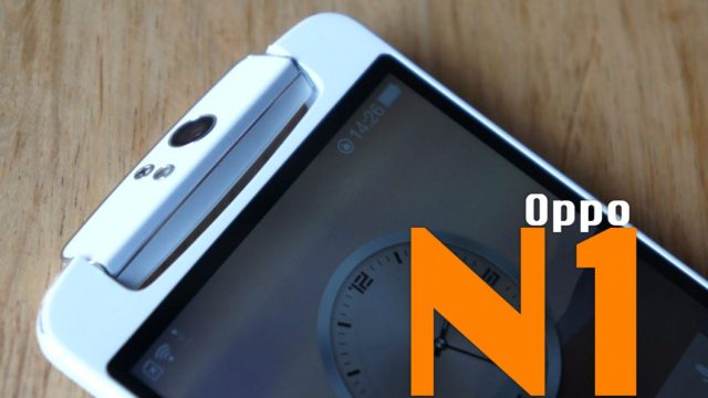 Power On #070 : Oppo N1
