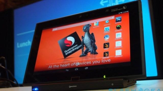 Snapdragon 805 สามารถประมวลผลเซ็นเซอร์กล้องได้พร้อมกัน 2 ตัว!!