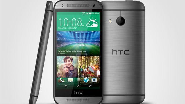HTC เปิดตัว HTC One Mini 2 หน้าจอ 4.5″ บอดี้โลหะแบบ M8 มีสามสี ราคาประมาณ $429