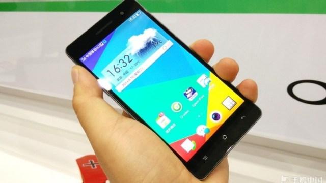 OPPO R3 สมาร์ทโฟน LTE ที่บางที่สุดในโลก
