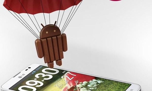 LG ประกาศเตรียมปล่อยอัพเดท KitKat ให้ Optimus รุ่นเก่าหลายรุ่นได้ลองชิม นำทัพโดย Optimus G, G Pro