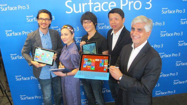 ไมโครซอฟท์เปิดตัว Surface Pro 3 แท็บเล็ตที่สามารถแทนที่แล็ปท็อปของคุณ