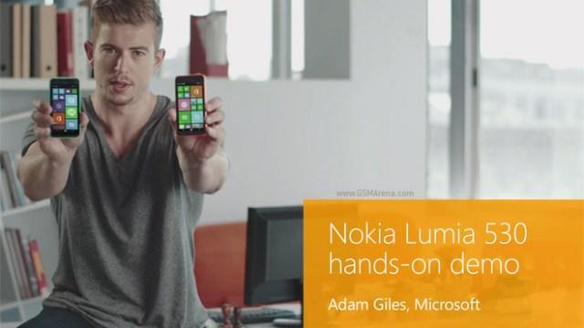 Lumia 530 เปิดรับสั่งจองในอินเดีย เริ่มทยอยวางขายเดือนสิงหานี้!!