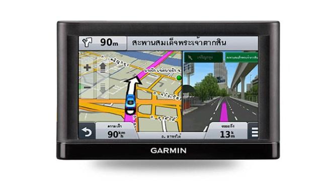 GARMIN Nüvi 55 อุปกรณ์นำทางที่ช่วยให้ทุกการเดินทางเป็นเรื่องง่าย ด้วยหน้าจอขนาด 5 นิ้ว