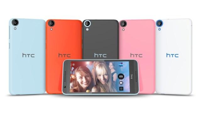 HTC เปิดตัวโทรศัพท์ Desire 820 อย่างเป็นทางการ