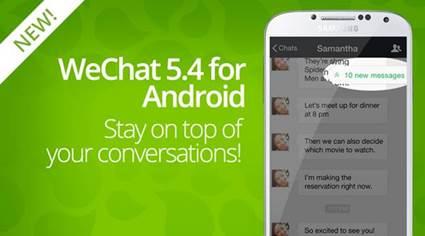 WeChat เปิดตัว WeChat 5.4 เวอร์ชั่นใหม่ล่าสุดสำหรับผู้ใช้งาน Android พร้อมดาวน์โหลดได้แล้ววันนี้บน Google Play