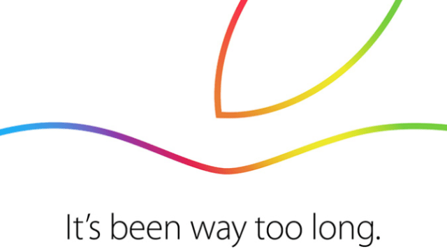 ออกนัดคิว Apple เผยบัตรเชิญเดือนตุลาคม เตรียมเปิดตัว iPad รุ่นใหม่
