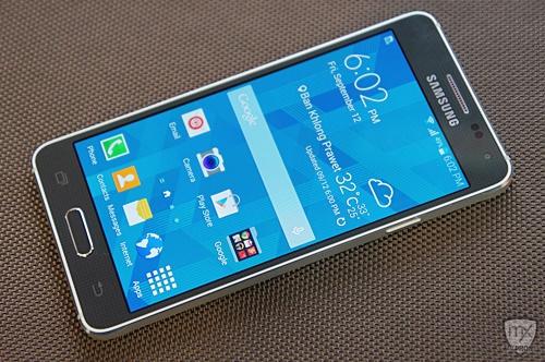 [Review] Samsung Galaxy Alpha เฟรมโลหะบนขนาดที่ใช่ สเปคแรงจัดจ้านในราคาใหม่ 18,900 บาท