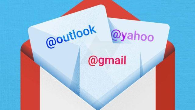 Gmail แอปพลิเคชั่นอัพเดทใหม่รองรับ Outlook, Yahoo ได้แล้วล่ะ