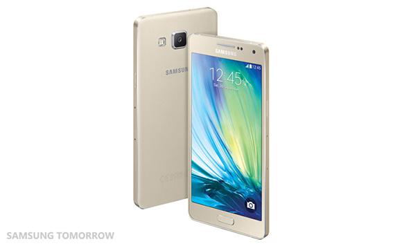 Samsung ประกาศเปิดตัว Galaxy A3 และ Galaxy A5 สมาร์ทโฟนโลหะอย่างเป็นทางการแล้ว
