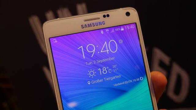ยังไม่ทิ้งกัน Samsung อัปเดตรักษาความปลอดภัยล่าสุดให้ Galaxy Note 4