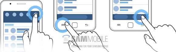 หลุดภาพวิธีการใช้ และ UI ของ Z130 หรือ KIRAN มือถือ Tizen ตัวแรกของ Samsung