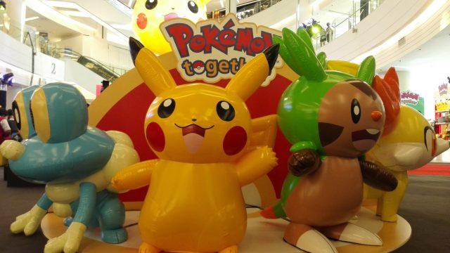 True ร่วมมือกับ The Pokemon Company นำขบวนเหล่า Pokemon บุกไทย!!!
