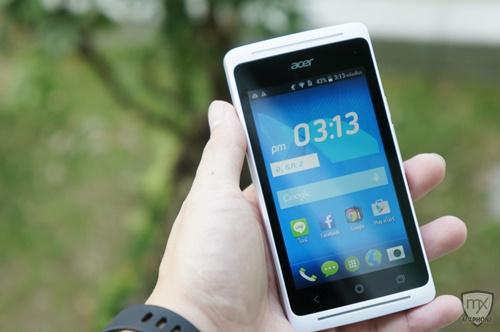 [Review] dtac Joey Fit 4.0 หรือ Acer Liquid Z205 สมาร์ทโฟนรุ่นจิ๋วราคาโดนๆ 1,990 บาท