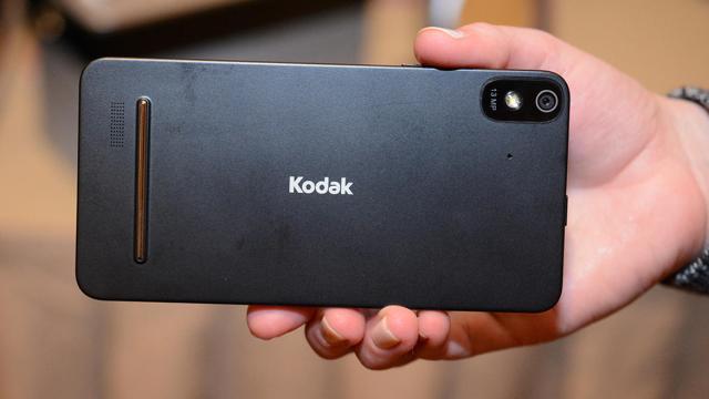 มาแล้ว!!! มือถือตัวแรกจาก Kodak ไม่เน้นกล้องอย่างที่คิด เน้นใช้งานง่ายราคาสบาย