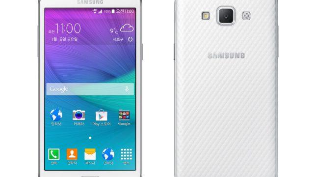 Samsung Galaxy Grand Max สมาร์ทโฟนเน้น selfie เปิดตัวอย่างเป็นทางการ