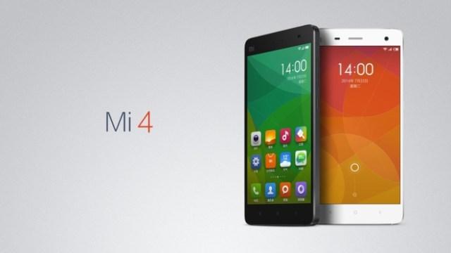 Xiaomi เปิดตัว Mi 4 ที่ประเทศอินเดียด้วยราคาเพียงประมาณหมื่นกว่าบาท