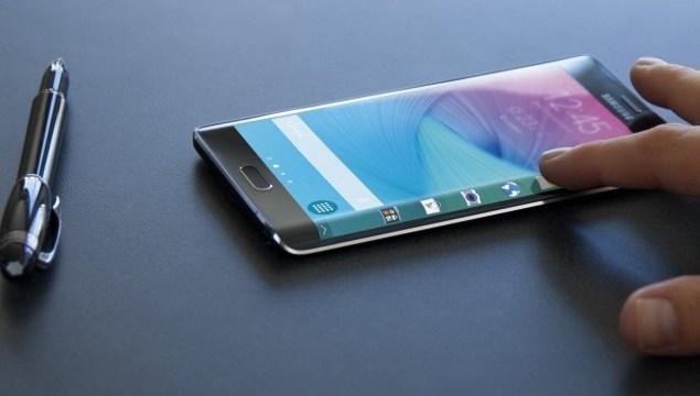 ยืนยัน!!! มาแน่นอน Samsung Galaxy S6 แบบ Dual-Edge