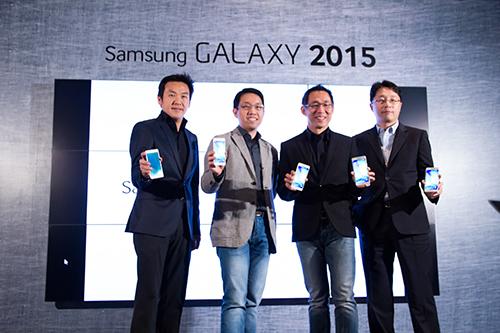 Samsung จัดทัพใหม่! พร้อมเปิดศึกต้นปีด้วย Galaxy A, E และ J Series