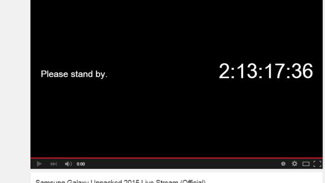Samsung Countdown เตรียมเปิดตัว #TheNextGalaxy ถ่ายทอดสดจากสเปน วันที่ 2 มีนาคม 00.30 น.