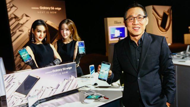 Samsung Galaxy S6 เปิดตัวพร้อมขายทั่วไทย บอดี้สวยล้ำ กล้องถ่ายแสงน้อยดี พร้อมฟีเจอร์ชาร์จเร็ว