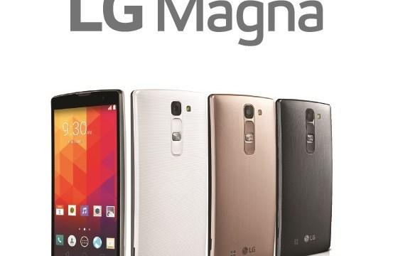 แอลจี แมกนา และ แอลจี เลออน สมาร์ทโฟนระดับกลางที่มาพร้อมดีไซน์และฟีเจอร์เทียบชั้นสมาร์ทโฟนรุ่นพรีเมียม