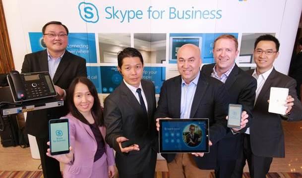 """ไมโครซอฟท์ เผยโฉม """"Skype for Business"""" พลิกรูปแบบการสื่อสาร และการทำงานร่วมกันขององค์กรธุรกิจ"""