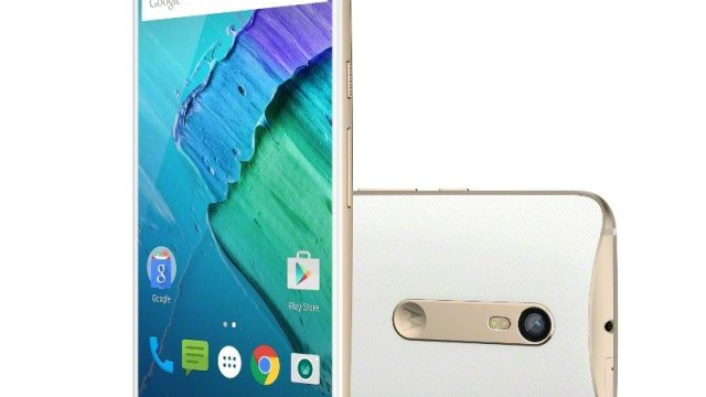 Motorola เปิดตัวสามสหาย Moto G / Moto X Style / Moto X Play ตะลุยตลาดปี 2015
