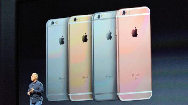 Apple เปิดตัวโทรศัพท์ iPhone 6s และ iPhone 6s Plus แล้ว พร้อม 3D Touch และกล้อง iSight ใหม่