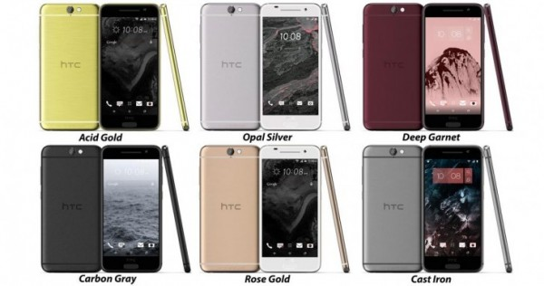 สานต่อเอกลักษณ์ แหล่งข่าวดังบอกใบ้ HTC One M10 เป็นแฝดใหญ่ของ One A9