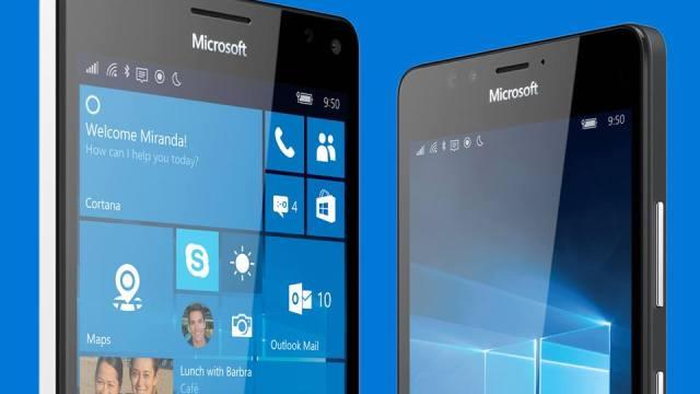 Microsoft เปิดตัวโทรศัพท์เรือธง Lumia 950 และ Lumia 950 XL อย่างเป็นทางการ