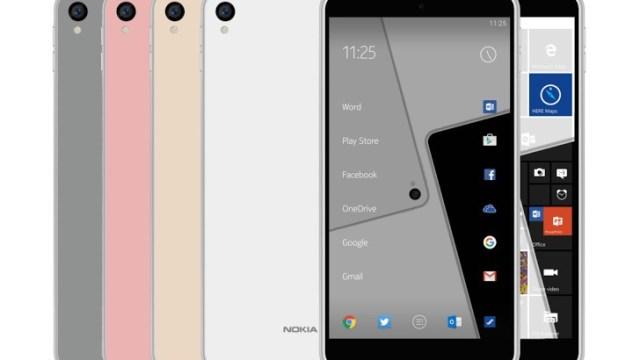 เรียกน้ำย่อย ผลทดสอบเครื่อง Nokia รุ่นเล็ก D1C Android Nougat ทยอยโผล่