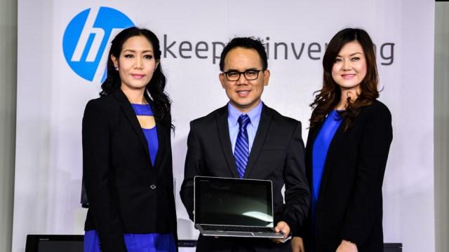 HP หนุนชีวิตทำงานยุคใหม่ เปิดตัวแท็บเล็ต Elite x2 พ่วง DaaS ไอทีเซอร์วิสระดับองค์กร