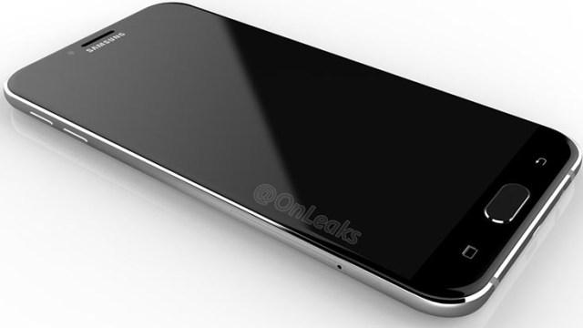 เปิดตัวเลยไหม!! Galaxy A8 (2016) โผล่ทดสอบ AnTuTu โชว์ความจุ 64GB