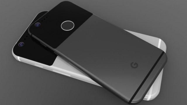 ภาพเรนเดอร์ล่าสุดสมาร์ทโฟน Google Pixel สัดส่วนชัดมาเต็มทั้งด้านหน้าและหลัง