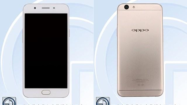 รุ่นอัพเกรด OPPO A59s ผ่านรับรอง TENAA โชว์สเปคจอ 5.5 นิ้ว RAM 4GB