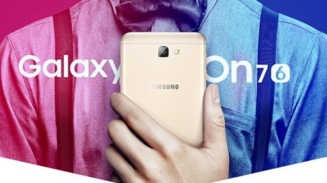 มาแล้ว Samsung Galaxy On7 (2016) สมาร์ทโฟนขุมพลังมังกร 625 จอ Full HD 5.5 นิ้ว