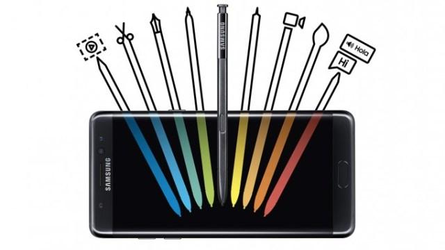 สื่อโสมขาวเผย Samsung เบรกส่ง Galaxy Note 7 หลังพบปัญหาบางอย่าง