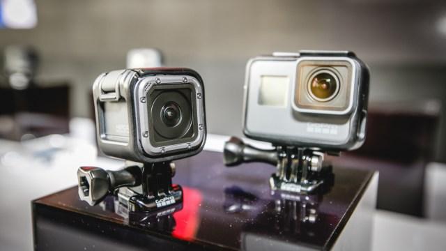 เผยโฉม GoPro HERO5 Black และ GoPro HERO5 Session ครั้งแรกในไทย พร้อมจำหน่าย 7 ตุลาคมนี้