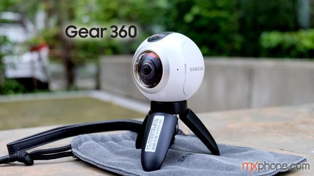 [Review] Samsung Gear 360 ถ่ายภาพ/วิดีโอ แบบ 360 องศาแท้ๆ เก็บทุกมุมสวยเก๋ๆ