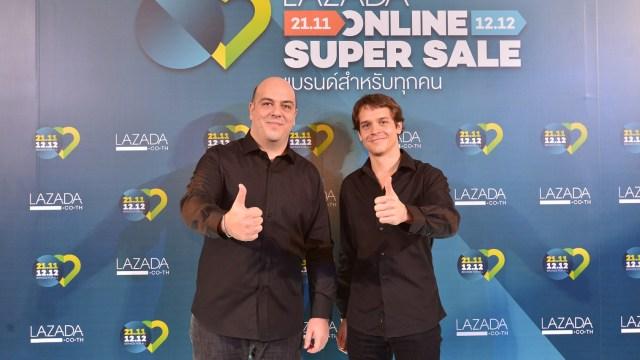 Lazada ส่งโปรฯแรง เขย่าแคมเปญ Online Super Sale 3 วันสุดท้าย