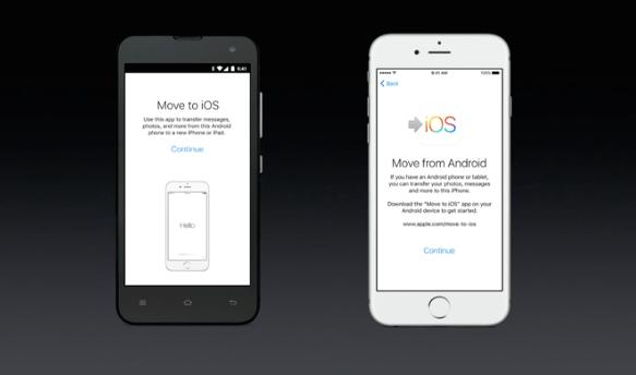 น่าสังเกต แอปพลิเคชั่น Move to iOS ถูกติดตั้งครบ 10 ล้านบนร้าน Google Play